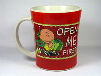 2009 Christmas Mug - Open Me First
