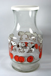 Snoopy and Oranges Juice Chiller