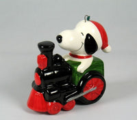 1979 Transportation Series Christmas Ornament - Snoopy 's Train