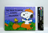 Snoopy Halloween Party Invitations