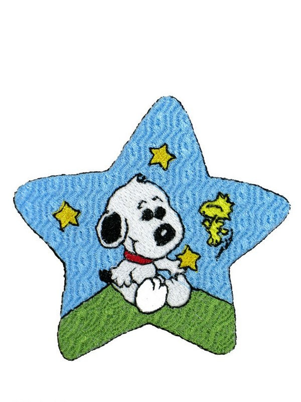 BABY SNOOPY STARS PATCH