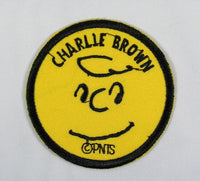 CHARLIE BROWN FACE PATCH