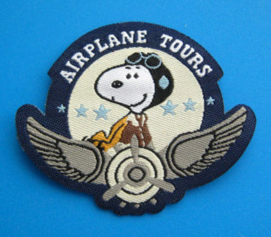 FLYING ACE PATCH - Airplane Tours