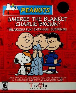 "Computer Game: ""Where's The Blanket, Charlie Brown?"
