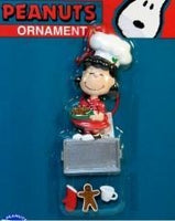 ADLER LUCY BAKER ORNAMENT - REDUCED PRICE!