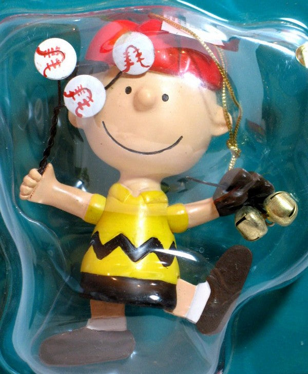 ADLER JOINTED CHARLIE BROWN ORNAMENT