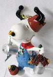 ADLER SNOOPY GARDENER ORNAMENT
