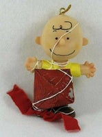 ADLER CHARLIE BROWN KITE ORNAMENT