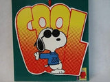 ADLER SNOOPY JOE COOL! ORNAMENT