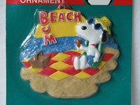 ADLER BEACH BUM ORNAMENT