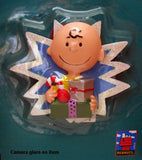 ADLER CHARLIE BROWN STAR ORNAMENT