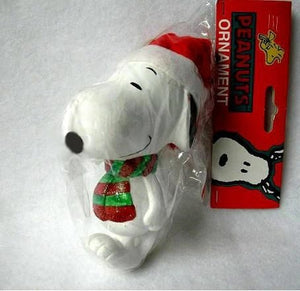 "ADLER 5"" SNOOPY ORNAMENT"