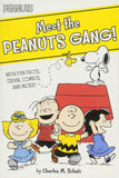 Meet The Peanuts Gang Trivia Book