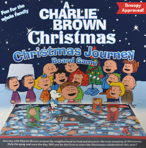 A Charlie Brown Christmas Board Game - Christmas Journey