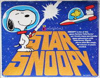 Star Snoopy Large Colorforms Set