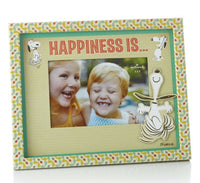 Hallmark Peanuts 2-D Picture Frame - Happiness Is....