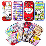 Peanuts Gang Mini Wash Cloth (Great For Bathing Infants, Cleaning Eyeglasses, Etc.)