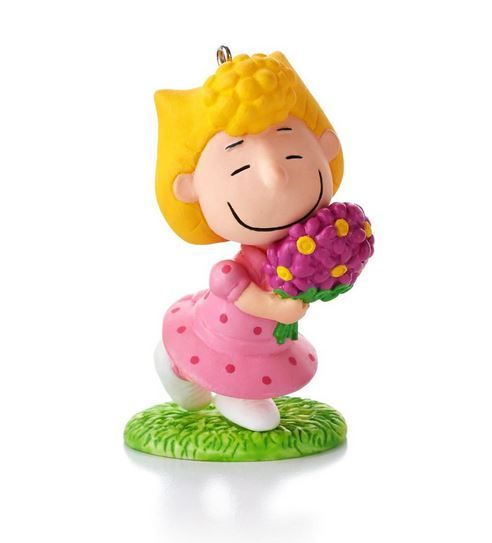 2014 Peanuts 12 Months Of Fun Christmas Ornament - May (10th)