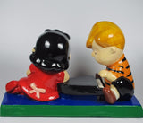 Peanuts Philosophy Figurine - Lucy and Schroeder