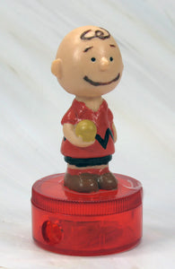 Knott's Charlie Brown PVC Pencil Sharpener