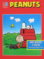 Charlie Brown and Snoopy Kid's Jigsaw Puzzle