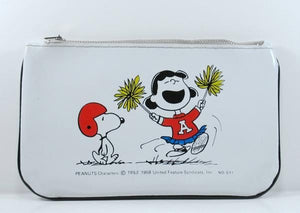 Lucy and Snoopy Pencil Bag