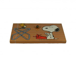 Snoopy and Woodstock Pen Holder