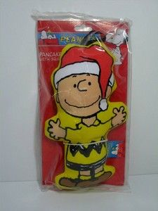 Charlie Brown Pillow Doll/Chew Toy