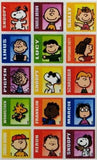 Peanuts Gang Mini Stickers
