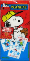 Peanuts Gang Purse-Size Tissue Pack