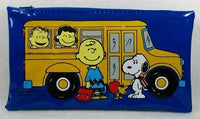 Peanuts Gang Vinyl Pencil Bag