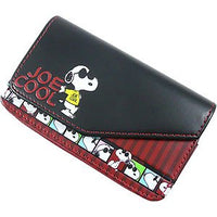 Snoopy Joe Cool Leather-Like Cell Phone Case - For Smartphones 2