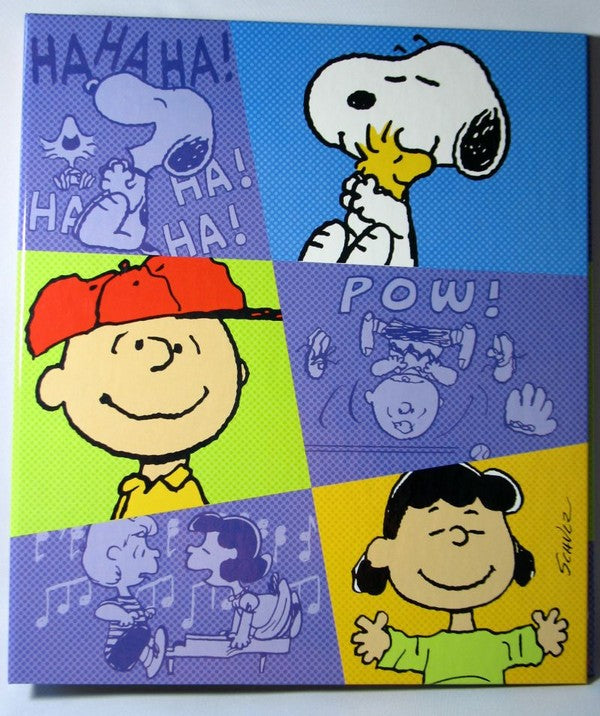 Peanuts Gang Hardback Photo Album