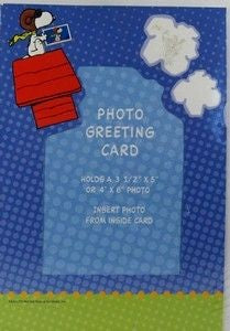 2001 U.S. Postal Service Commemorative Photo Greeting Card