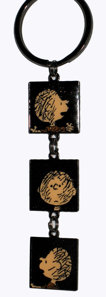 PIG PEN Iridescent Dangle Key Chain