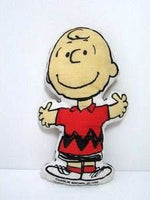 Charlie Brown Hand-Sewn Pillow Doll