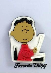 Franklin PVC Pin