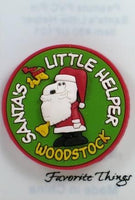 Snoopy Christmas PVC Pin