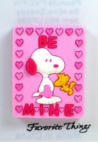 Snoopy Love PVC Pin