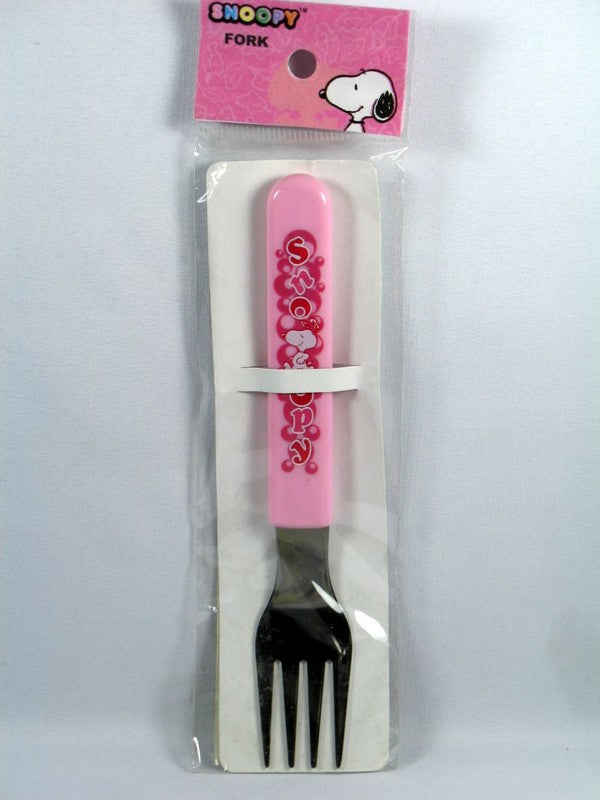 Snoopy Stainless Steel Youth Fork