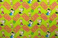 Peanuts Foam Place Mat - Happiness Is...