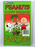 Peanuts Play Pad - Happy Holidays