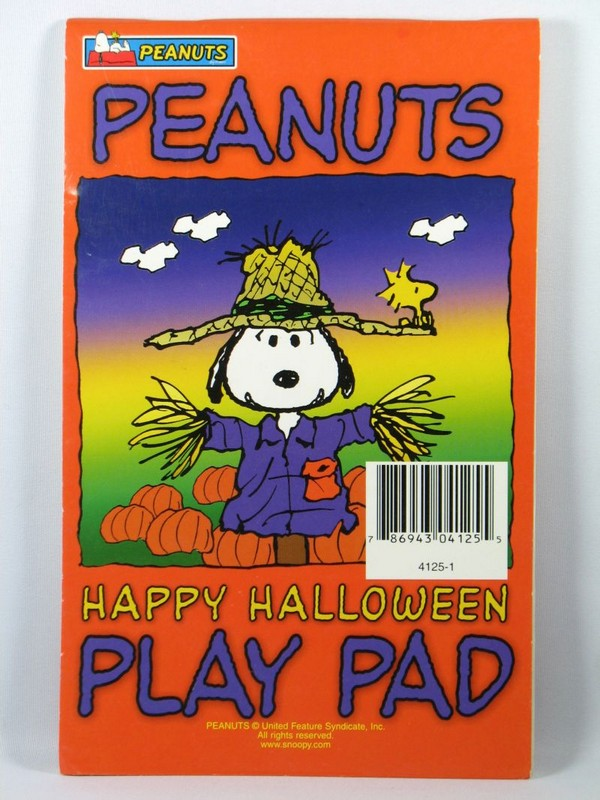 Peanuts Play Pad - Snoopy Scarecrow