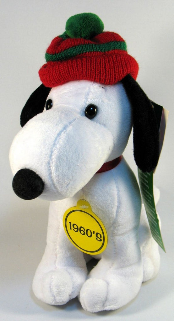 1960's Snoopy Christmas Doll