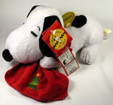 1990's Snoopy Christmas Doll