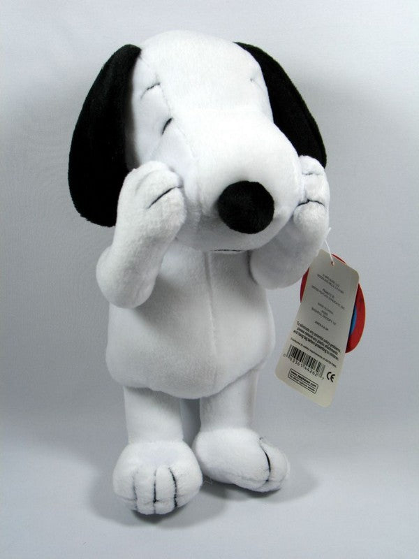 Peek-A-Boo Snoopy Plush Doll
