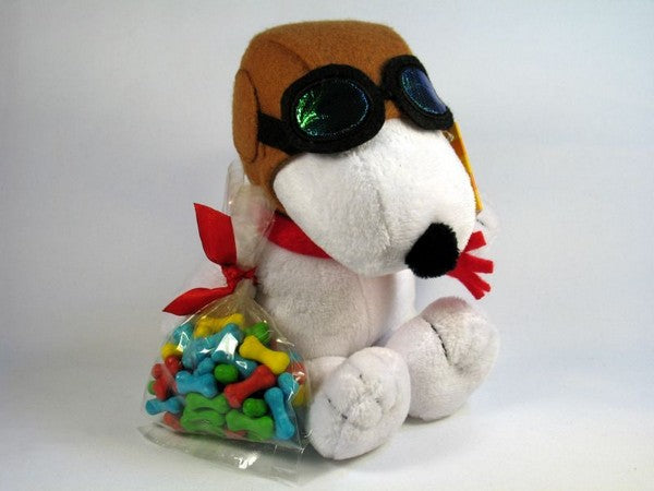 Flying Ace Plush Candy Doll