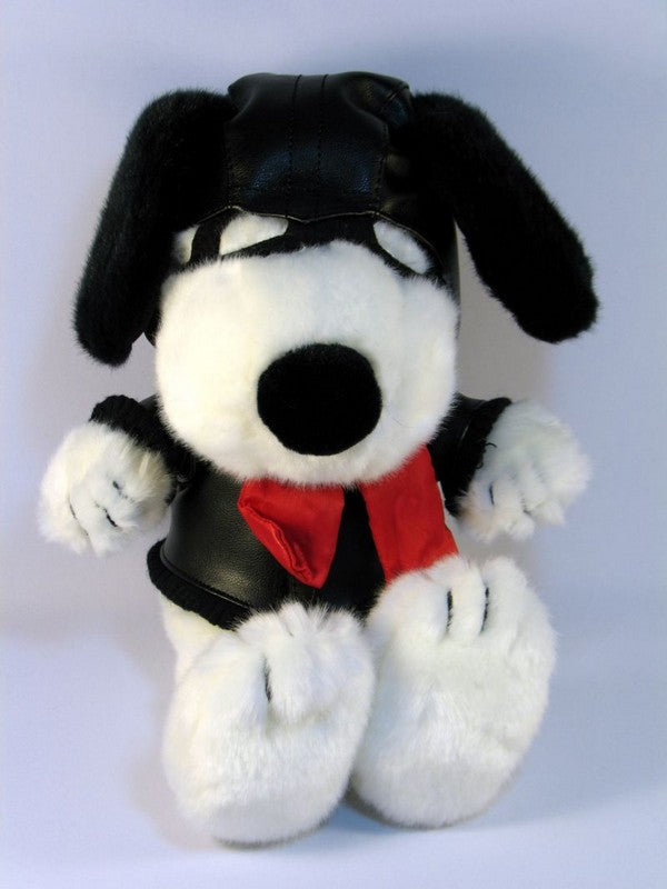 Flying Ace Plush Doll