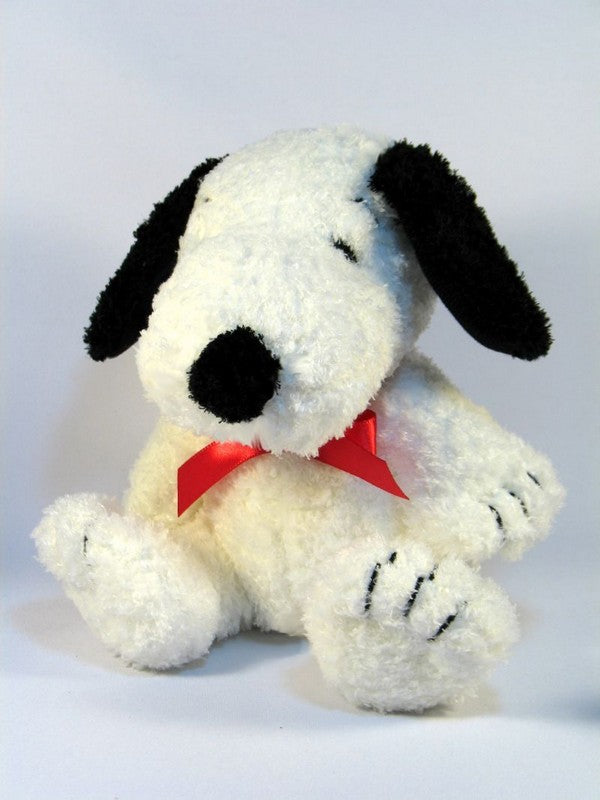 Furry Snoopy Plush Doll