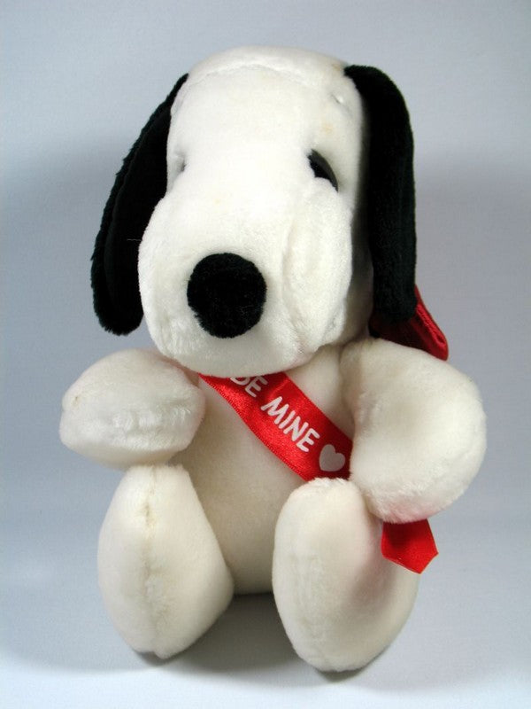 Hallmark Snoopy Cupid Plush Doll - Be Mine